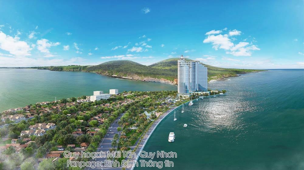 Thành phố Quy Nhơn công bố quy hoạch chi tiết 10 khu đất lớn