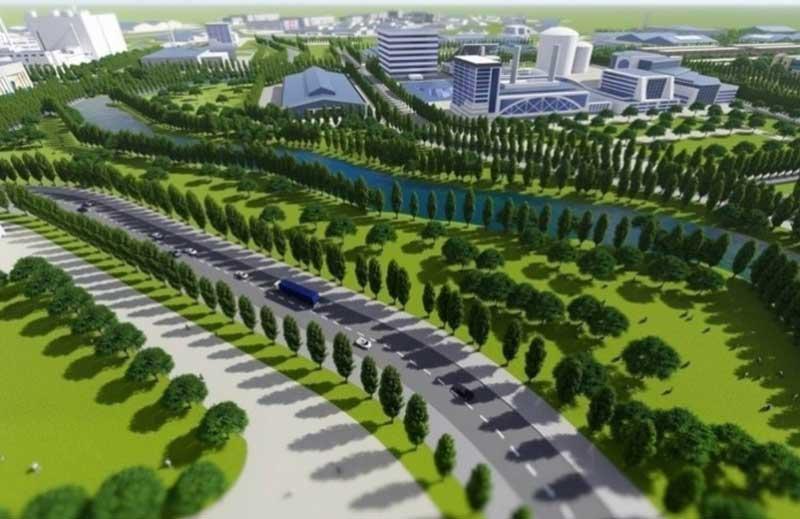 Bình Định duyệt quy hoạch KCN đô thị Becamex khu A rộng 1.425ha
