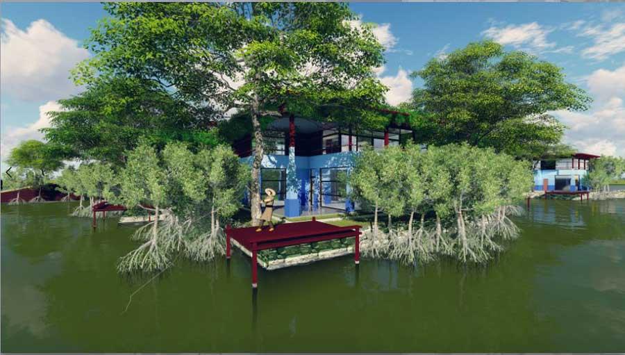 Khu du lịch sinh thái Eco Bay Quy Nhơn