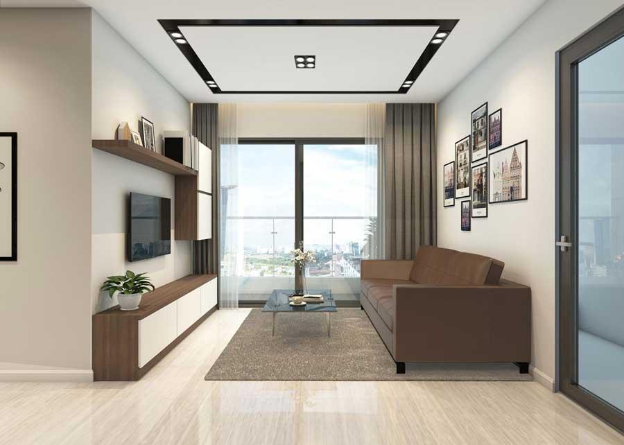 Phối cảnh căn hộ Phú Tài Residences