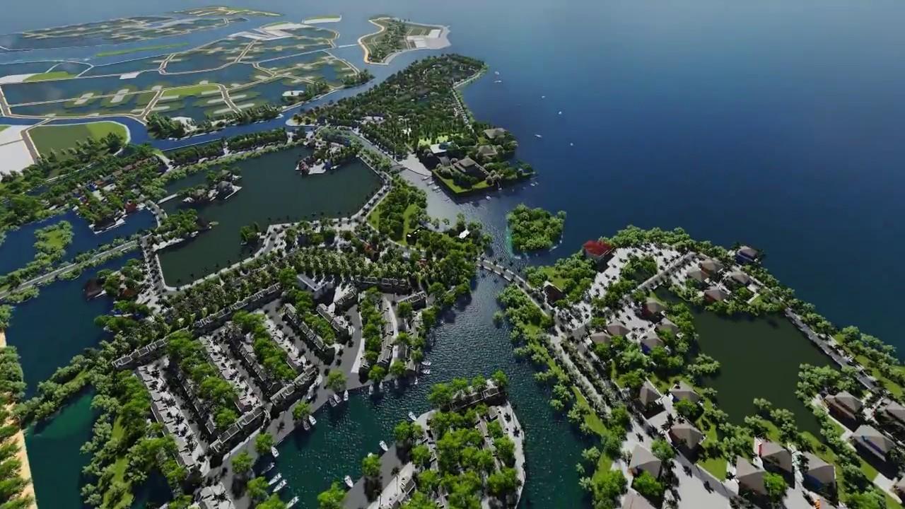 Khu du lịch sinh thái & Biệt thự Eco Bay Đầm Thị Nại
