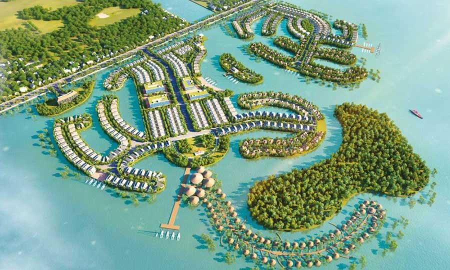 Tổng quan khu du lịch sinh thái Eco Bay Thị Nại