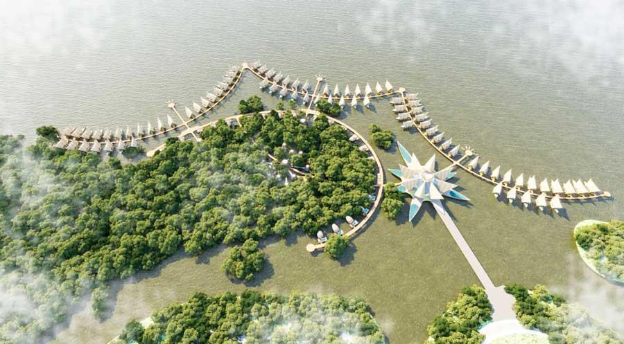 Khu sinh thái du lịch Đầm Thị Nại Quy Nhơn