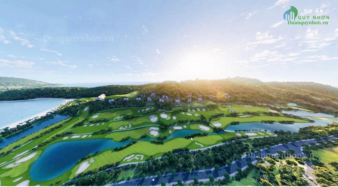 Sân Golf Royal Golf club và biệt thự The Kingdom