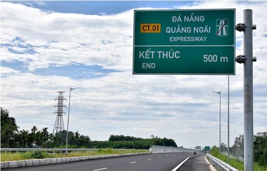 Bình Định đề xuất làm cao tốc Bắc – Nam đoạn Quảng Ngãi – Bình Định