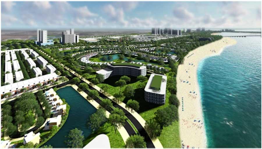 Siêu đô thị du lịch biển mới tại Bình Định tầm cỡ như thế nào?