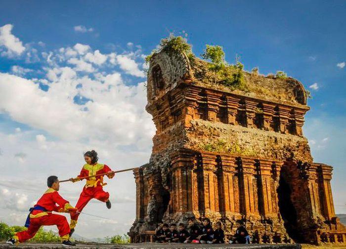3 điểm đến lịch sử ở Bình Định không thể bỏ qua khi đến miền đất võ