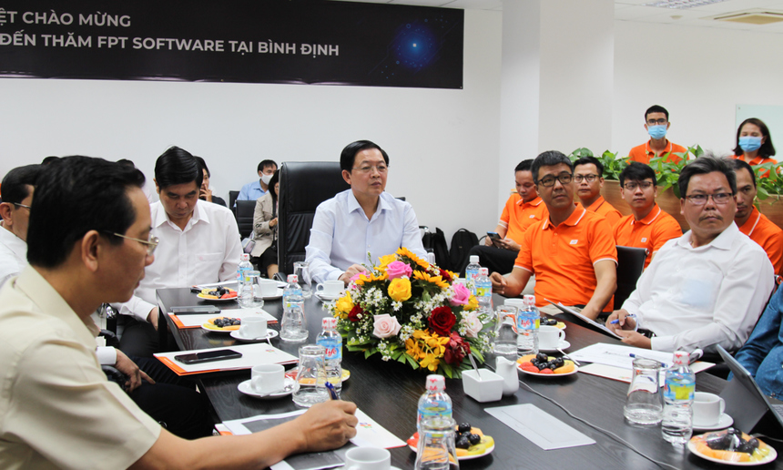 Dòng vốn lớn rót vào Bình Định trong 2 tháng đầu năm 2021