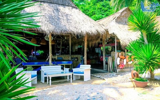 Ba homestay ở Bãi Xép cho kỳ nghỉ ngắn ngày tại phố biển Quy Nhơn