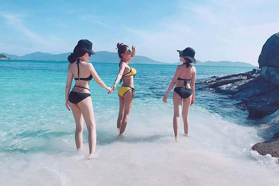 Hòn khô thiên đường sống ảo nơi xứ biển Quy Nhơn