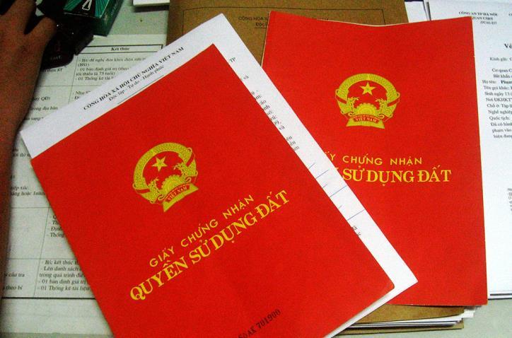 7 trường hợp người dân bị từ chối nhận hồ sơ cấp sổ đỏ