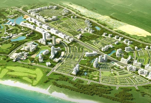 Tăng cường quản lý kinh doanh bất động sản ở KKT Nhơn Hội Bình Định