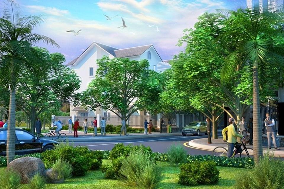 Không gian sống La Residences Hưng Thịnh Ghềnh Ráng