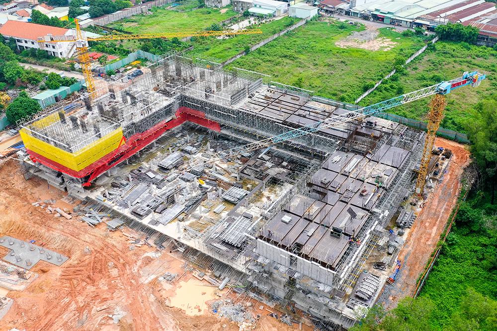 Tiến độ thi công dự án căn hộ Lavita Thuận An tháng 5/2021