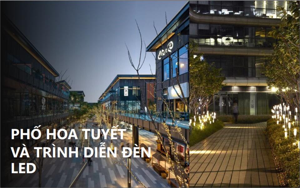 Tiện ích dự án Takashi Ocean Suite Kỳ Co Quy Nhơn