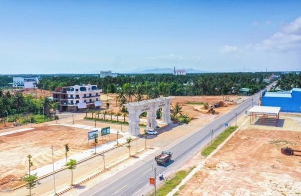 Đô thị Hoài Nhơn sẽ phát triển ra sao đến năm 2035