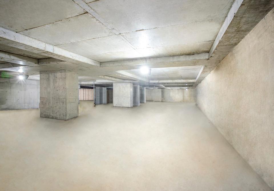 Hoàn thành đổ bê tông cột tầng hầm B2