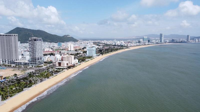 Đầu tư hai tuyến đường ven biển Bình Định hơn 1.600 tỷ đồng