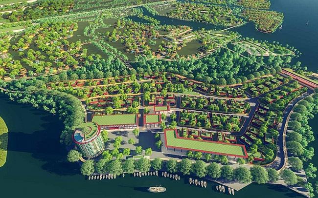 Bình Định: Đấu giá 33 ha đất làm đô thị sinh thái tại Tuy Phước