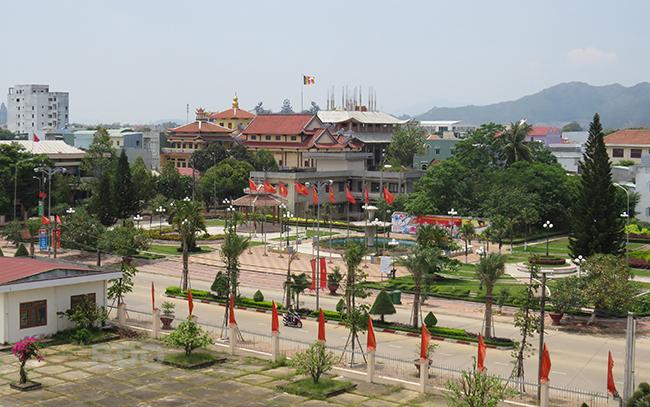 Thị xã An Nhơn tìm nhà đầu tư cho KDC – thương mại – dịch vụ 700 tỷ