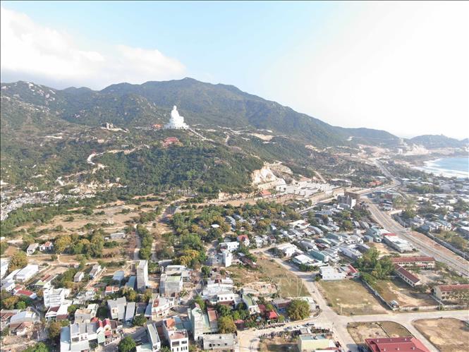 Bình Định sắp tổ đấu giá khu đất rộng 8.6 ha có 250 lô đất ở liên kế tại thị trấn Cát Tiến