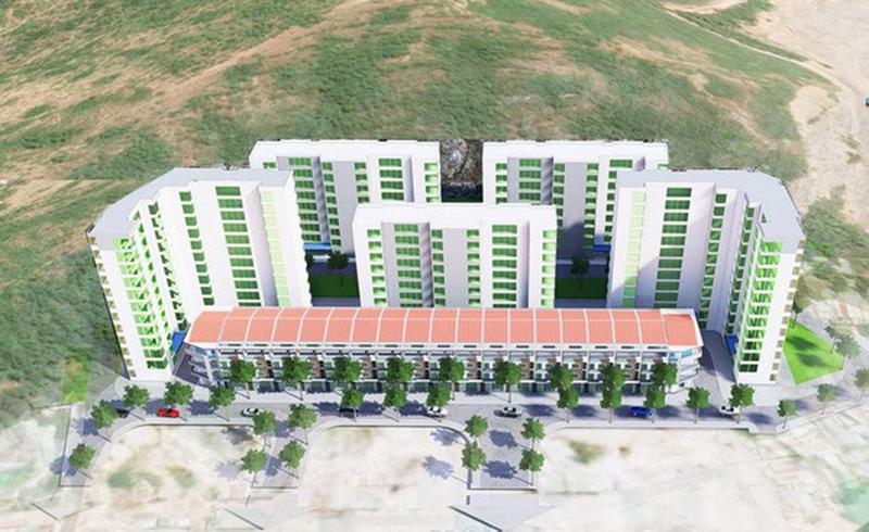 Dự án Khu nhà ở xã hội Khu vực 1 phường Đống Đa có chủ đầu tư