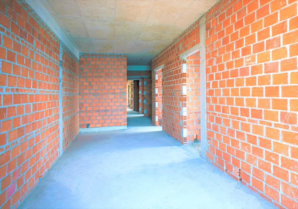 Xây tường tầng 24 Block Flamenco