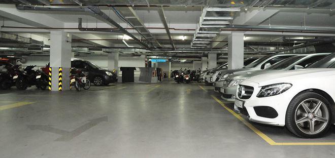 Quy định mới về chỗ để xe của chung cư áp dụng từ ngày 15/8/2021