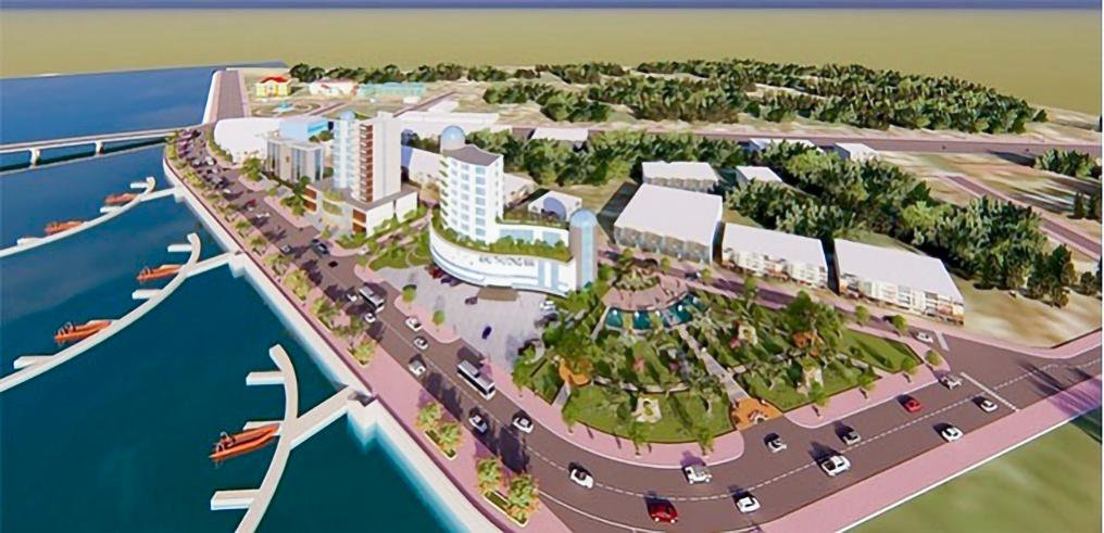 Bình Định: Điều chỉnh cục bộ quy hoạch chung xây dựng đô thị Hoài Nhơn đến năm 2035