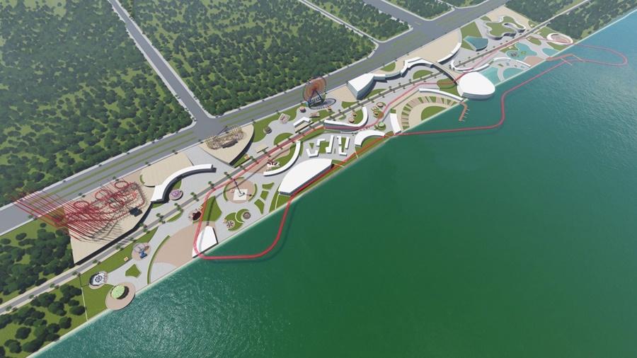 Bình Định lựa chọn nhà đầu tư khu vui chơi giải trí Tini Dream Đầm Thị Nại
