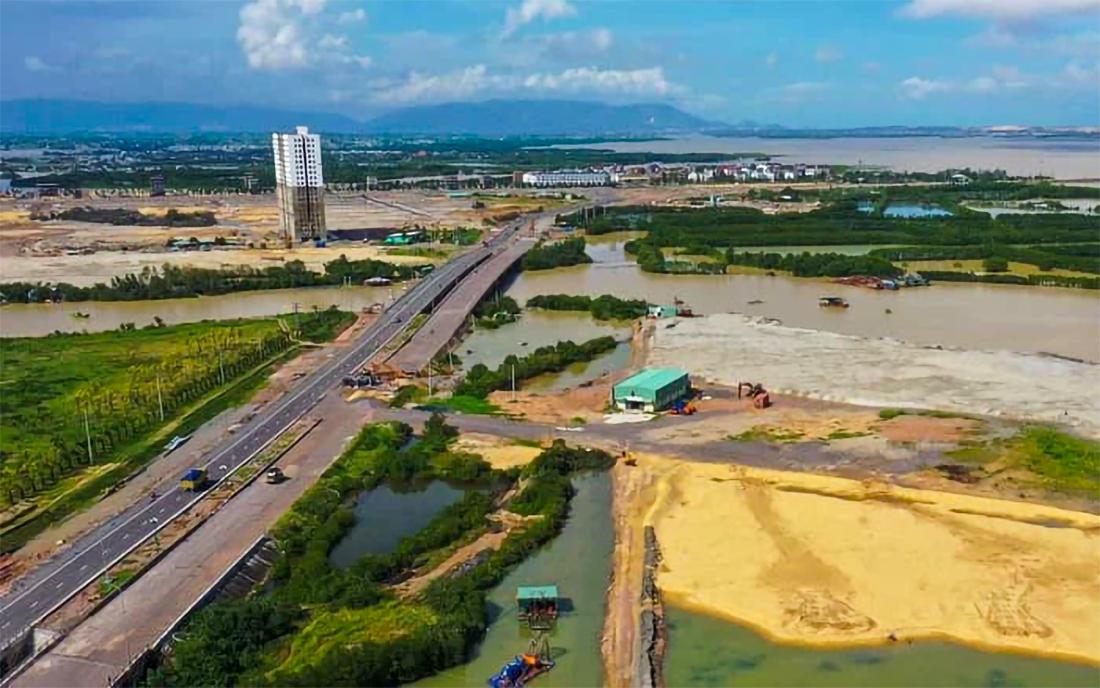 Bình Định đầu tư tuyến đường ven biển hơn 1.040 tỷ từ An Nhơn đến Tây đầm Thị Nại