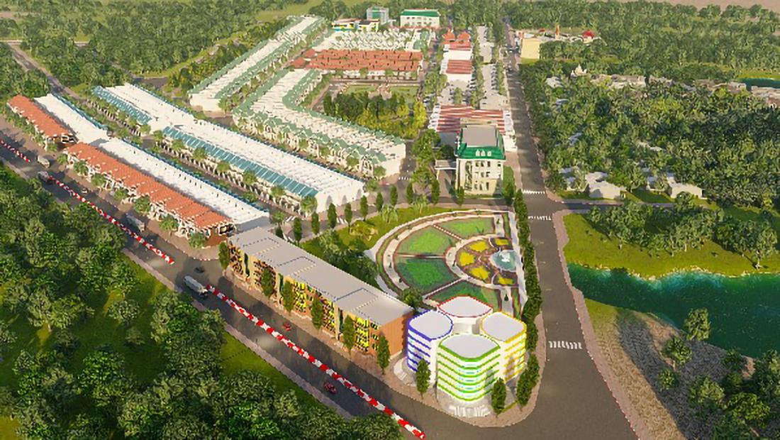 Lộ diện liên danh đăng ký xây khu dân cư gần 700 tỷ đồng tại An Nhơn