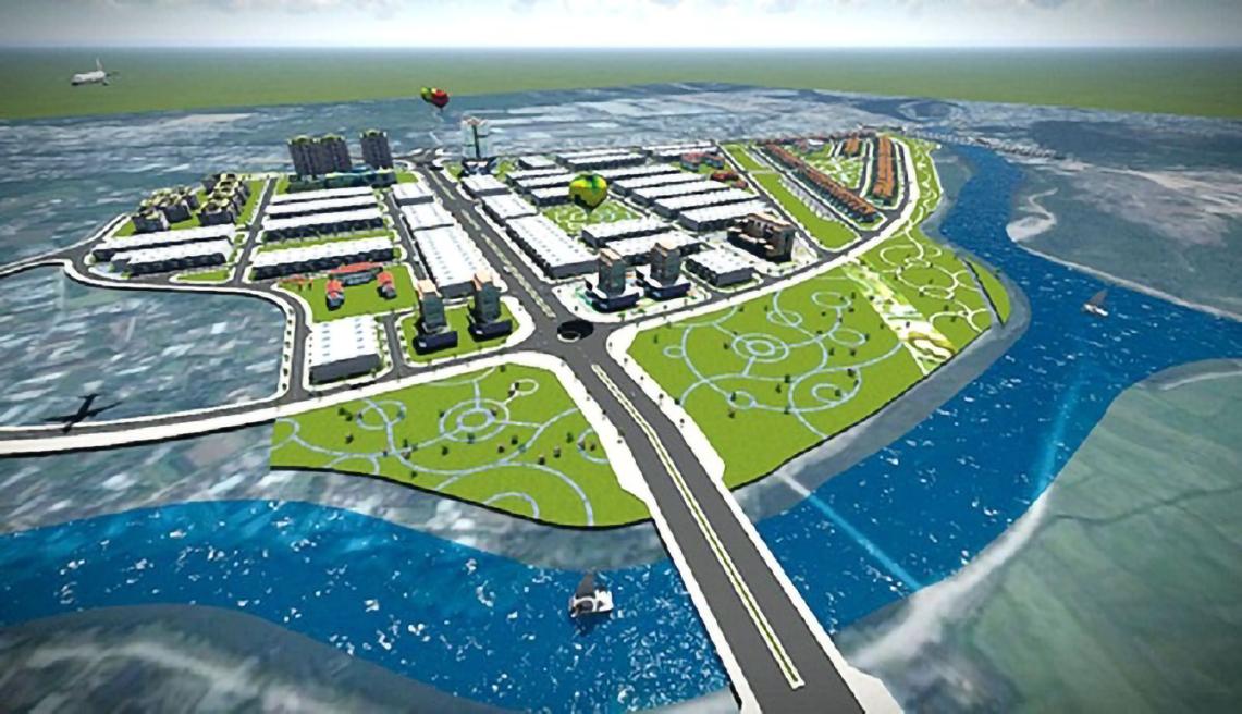 Hưng Thịnh Land huy động hơn 2.400 tỷ cho dự án Khu đô thị Nam đường Hùng Vương tại Quy Nhơn