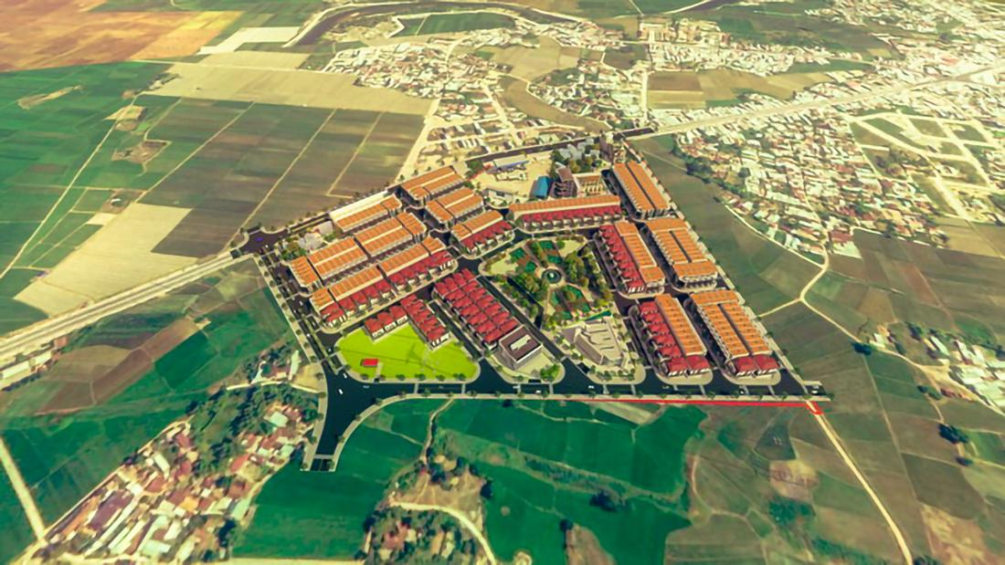 Tuy Phước điều chỉnh cục bộ tổng thể các đồ án quy hoạch phát triển đô thị
