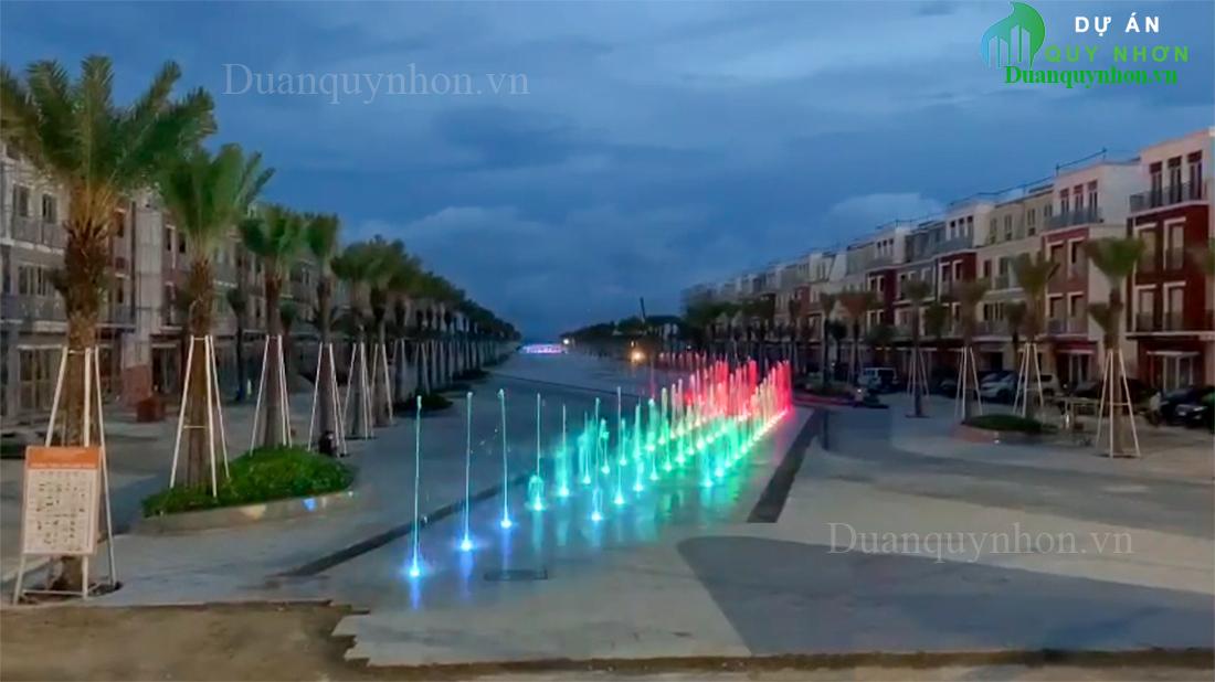 Tiến độ thi công dự án Hải Giang Merry Land Quy Nhơn tháng 9/2021